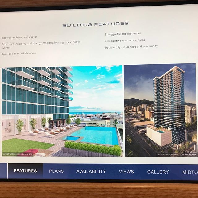 4th day and it's fast!#azurealamoana #new condo in Honolulu #hawaiirealestate #hawaiilife #hawaiirealestateagent #hawaiirealtor#new project