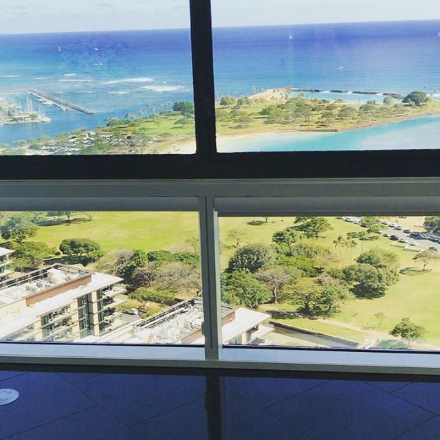 Gorgeous view Congratulations!#realestatehawaii #ハワイ不動産 #hawaiirealestate #hawaiirealtor